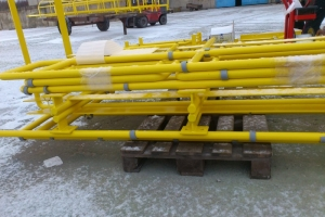 přeprava ocelové konstrukce