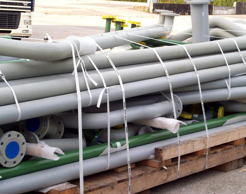 Anikorozní úprava potrubí 2