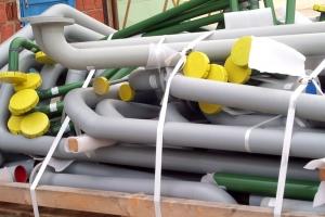 Anikorozní úprava potrubí 1