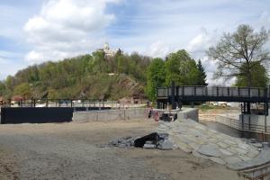 Hluboká na Vltavou duplexní protikorozní ochrana 2