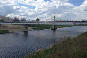 ošetření kovů mostní konstrukce