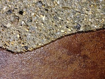 Otryskávání omítky betonu